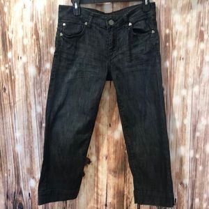 Kut from the Kloth Crop Spring Jeans Size 4